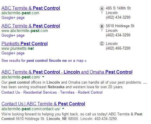 seo omaha abc Termite Pest Control