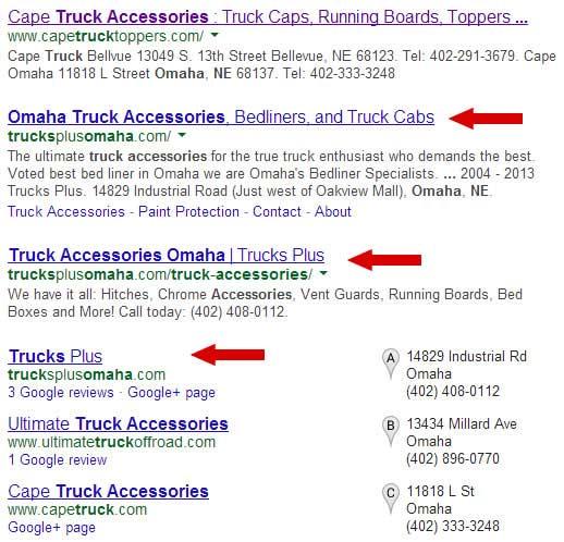 seo omaha truck Plus Omaha