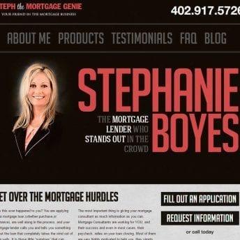 Stephanie Boyes